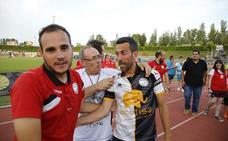 Chuchi Jorques jugará en el Palencia Cristo