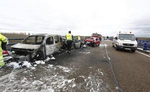 Las carreteras de Castilla y León registraron 164 muertos en 2017