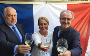 La Cámara Franco-Española estrecha los lazos con la sociedad castellana y leonesa