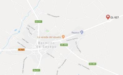 Un turismo atropella a un caballo y deja a tres heridos en Zamora