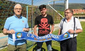 Víctor Manuel Pascual regresa al CD La Granja