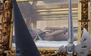 SOS: La Cofradía del Cristo de los Gascones necesita 15.000 euros para reparar la urna