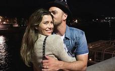 La familia de Timberlake le acompaña en su gira por Europa