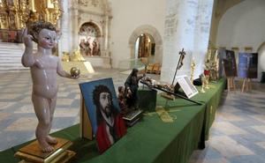 La Guardia Civil recupera 24 obras de arte e investiga a dos personas por estafa y venta de patrimonio artístico