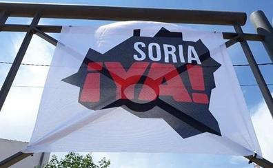 La plataforma Soria Ya! ha registrado una nueva carta, esta vez en la Diputación
