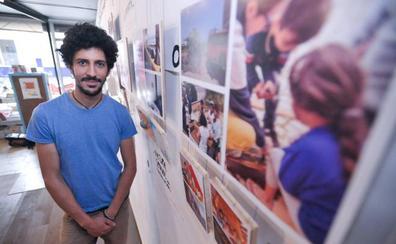 Chucho Nieto presenta en la galería La Fontanería la exposición 'Alquimia'