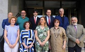 Barcones «impulsará» proyectos que generen sinergias en toda la comunidad como la autovía del Duero