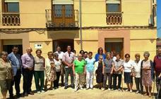 Villaherreros rehabilita la cubierta de la Casa de Cultura de su localidad