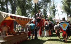 El undécimo mercado medieval abre un verano sin tregua