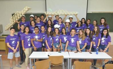 120 alumnos brillantes compiten en Valladolid en el primer campus científico