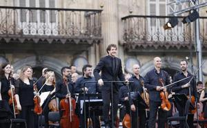 Palencia recibirá este sábado a la Orquesta Sinfónica de Castilla y León