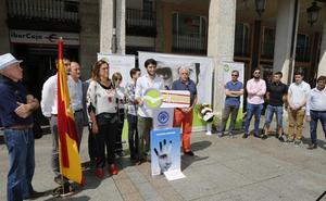 Nuevas Generaciones del PP de Palencia homenajean a Miguel Ángel Blanco