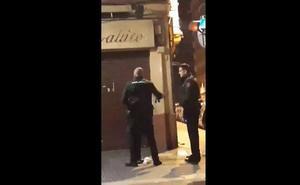 Un policía de Valencia es sancionado con cuatro días sin sueldo por propinar una bufetada a una mujer