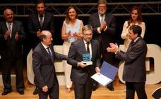 Entrega de los Premios Cecale de Oro 2017