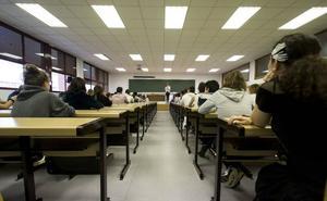 El 83,20% de los estudiantes supera la prueba extraordinaria de julio de acceso a la Universidad