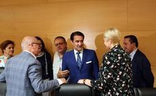 Suárez-Quiñones asegura que el operativo contra incendios de Castilla y León es el más eficiente de toda España