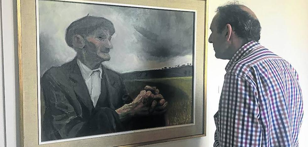 La Fundación Museo de las Ferias expondrá la obra de Lucio Sobrino en el Simón Ruiz