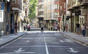 El centro de Valladolid se cerrará al tráfico de sábado a lunes por el aumento de la contaminación