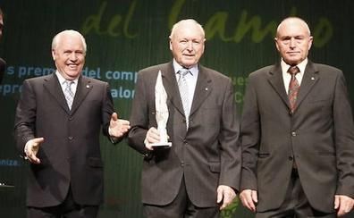 Los hermanos Pérez Pascuas, Premio Fundación UEMC por toda una vida dedicada al vino