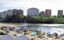 El PP de Valladolid rescata su proyecto electoral de piscina flotante en el río, que ya descartó en 2012
