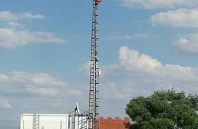 Malestar entre los vecinos de La Seca por la deficiente calidad de la señal de televisión