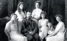 Los últimos días de la familia Románov, cien años después