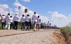 San Cebrián y Ribas de Campos exigen la reforma de la carretera