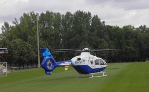 Fallece un motorista en una colisión frontal con un turismo en la AV-902, en Ávila