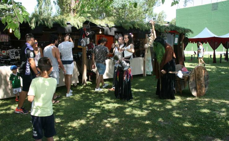 Mercado Medieval de Sanchonuño