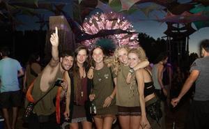Más de 4.000 personas disfrutan del Lost Theory Festival