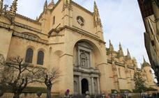 Los pilares de la Catedral de Segovia