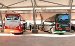 La parada de los autobuses a Madrid se mantendrá en Moncloa