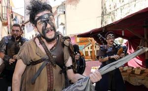 Sepúlveda vive una de sus fiestas de los fueros más multitudinarias