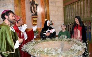 Torquemada rememora el nacimiento de Catalina