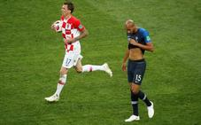 Ascenso y caída de los héroes croatas