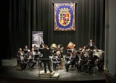Tres conciertos conforman la agenda semanal de la Banda Municipal de Música de Palencia