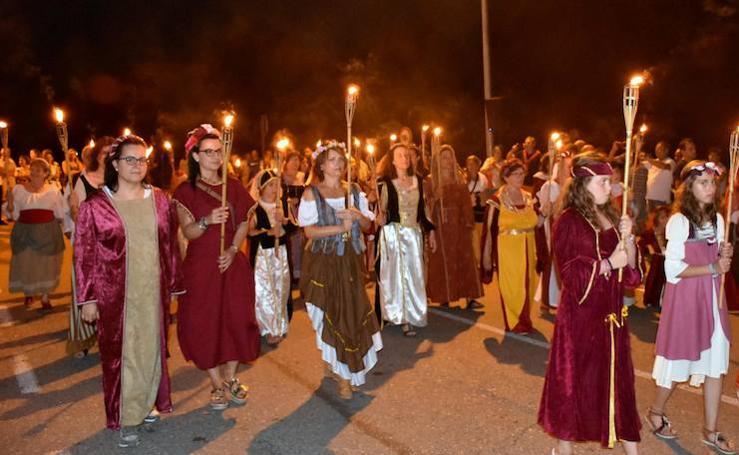 Catalina de Austria regresa a Torquemada