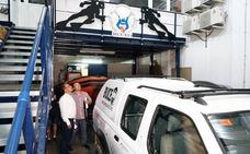 El Ayuntamiento rehabilita la nave de Protección Civil y Salvamento y Rescate