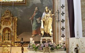 La Virgen del Carmen volverá a la ribera del río Tormes esta noche