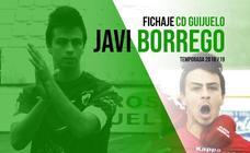 El CD Guijuelo se hace con los servicios del delantero charro Javi Borrego