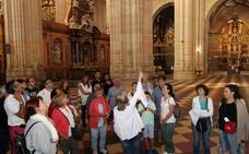 De paseo por el patrimonio de Segovia