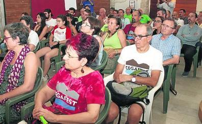 El Cegafest muestra el camino de la gestión pública del agua en Cuéllar