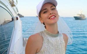 Chiara Ferragni, de despedida de soltera en Ibiza