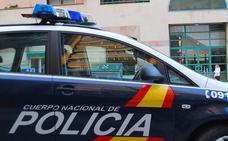 Ingresado un agente de Policía al resultar herido por su arma en Valladolid