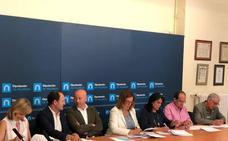 La Diputación firma convenios agroalimentarios