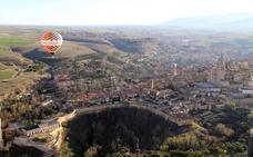 UCCL pide un «control exhaustivo» de los vuelos del festival de globos de Segovia