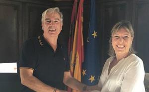Domiciana de la Fuente, nueva directora de MUFACE en Palencia