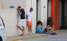 La fraticida de Murcia pasa a disposición judicial al grito de «yo no quería»