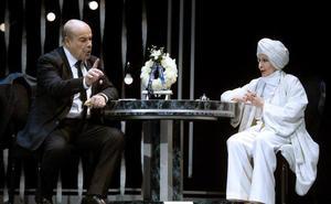Jorge Sanz sustituirá a Resines en la obra 'El Funeral' del programa de San Antolín del teatro Ortega