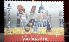 Valladolid protagoniza la nueva tirada de 12 meses, 12 sellos, 12 provincias